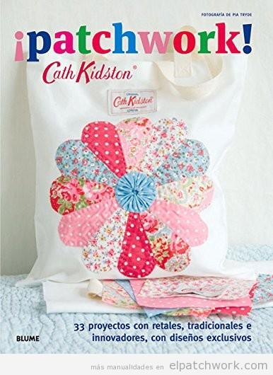 Comprar online manual y patrones patchwork o quilting Cath Kidston