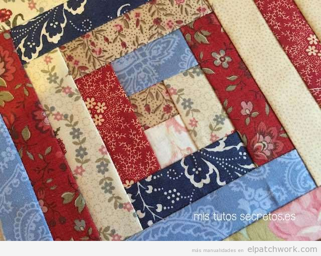 Hacer patchwork y quilting