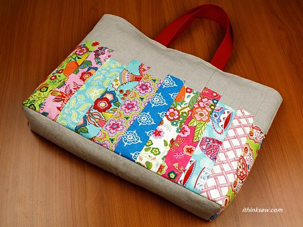 Bolsos hecho de patchwork 3