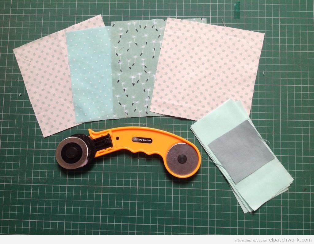 C mo hacer una colcha de patchwork paso a paso el patchwork for Como hacer patchwork