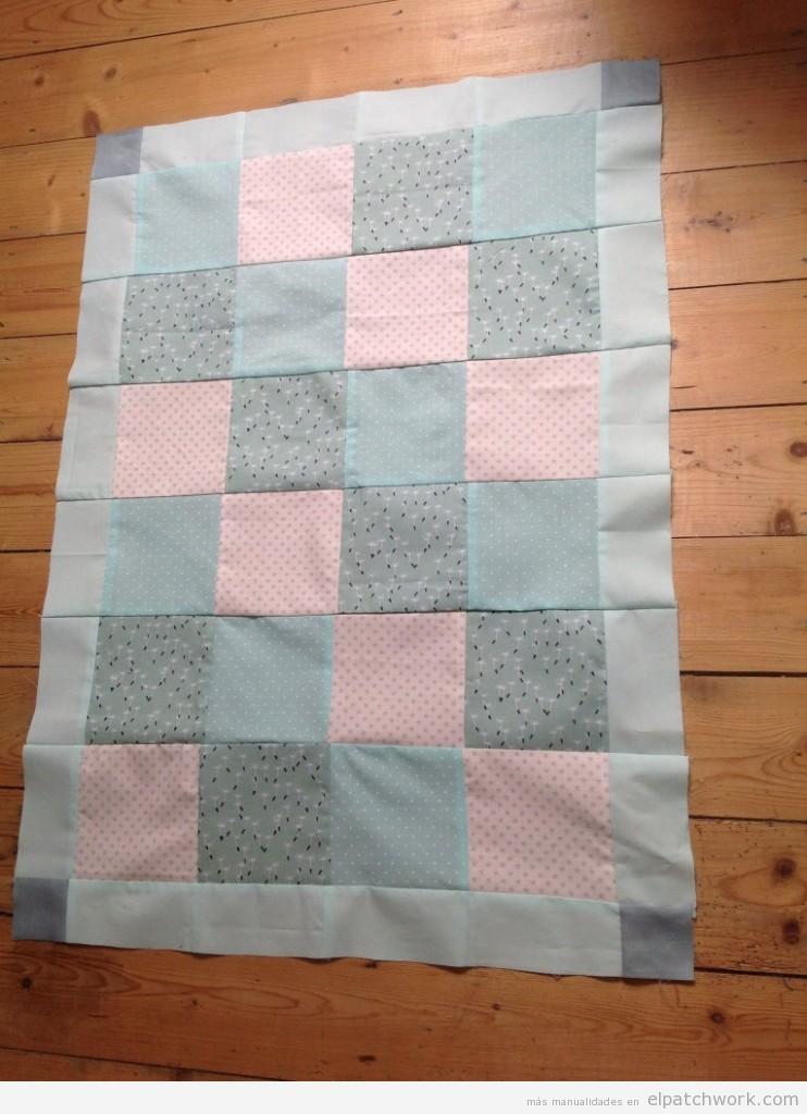 C mo hacer una colcha de patchwork paso a paso el patchwork - Hacer una colcha de patchwork ...