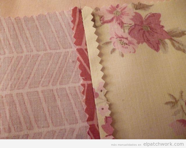 Aprender cómo se hace pulsera de patchwork, paso 4
