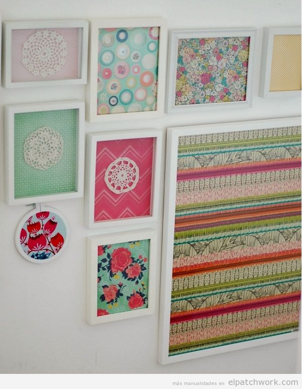 Decorar paredes patchwork 10