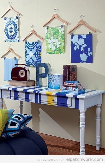 Decorar paredes patchwork 4