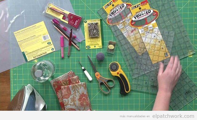 Descuentos materiales patchwork