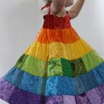 10 Vestidos de Patchwork para Bebés Preciosos! 👶👗