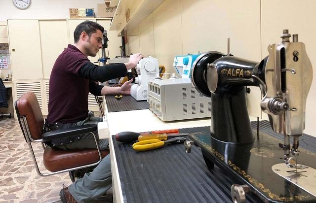 Reparación de máquinas de coser en Madrid