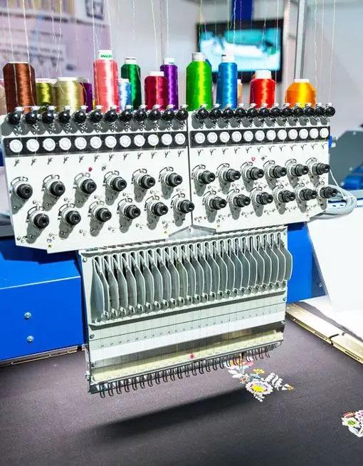 Taller de máquinas de coser industriales en Madrid